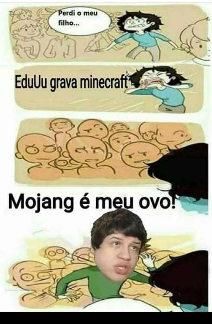 Mojang - meme