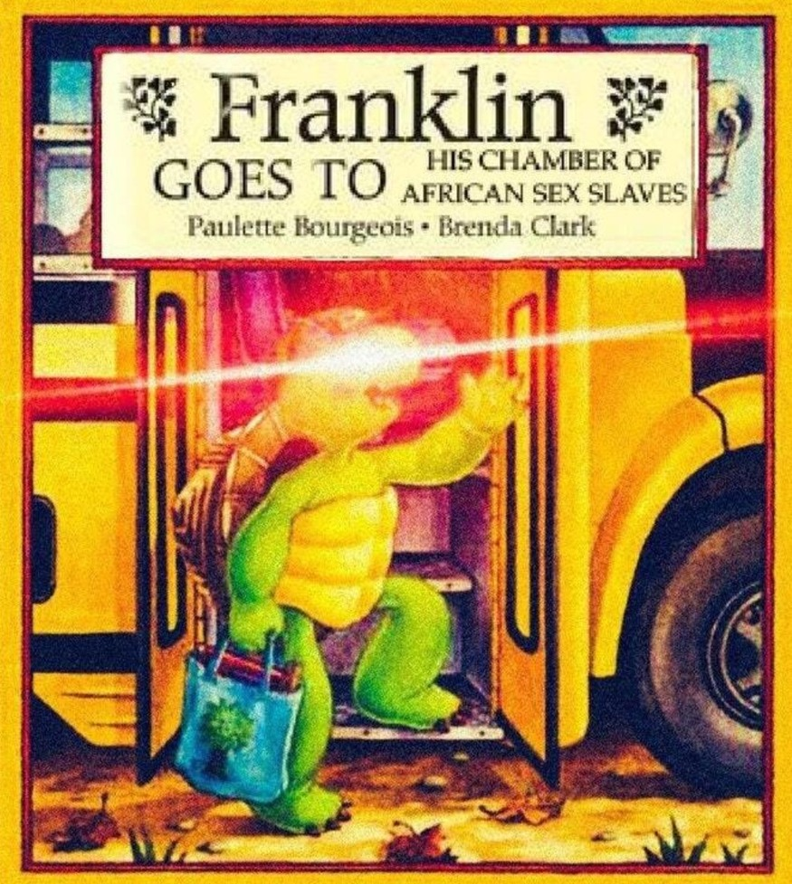 Danklin the god - meme