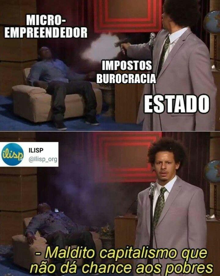 Vô mata o capitalistu - meme
