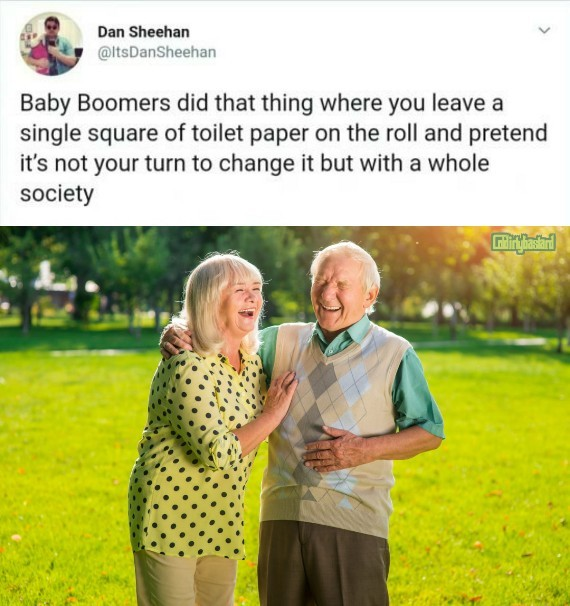 Boomers - meme