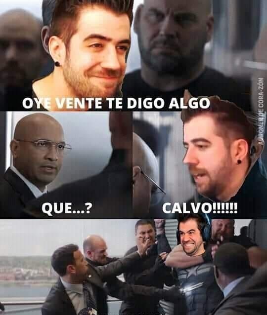 calvoo!! - meme