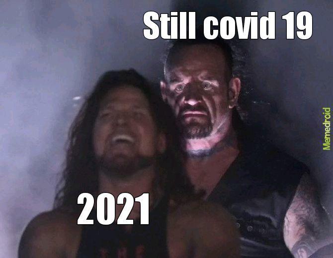 Fuck covid - meme