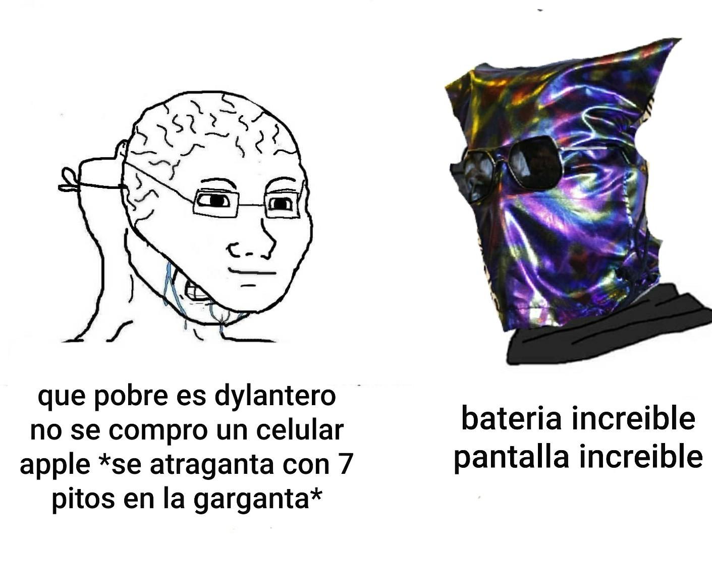 Pantalla increible - meme