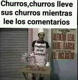 Churros - meme