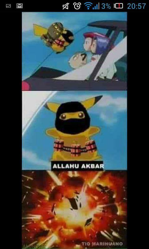 El titulo es musulman - meme