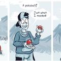Pokémon logic...