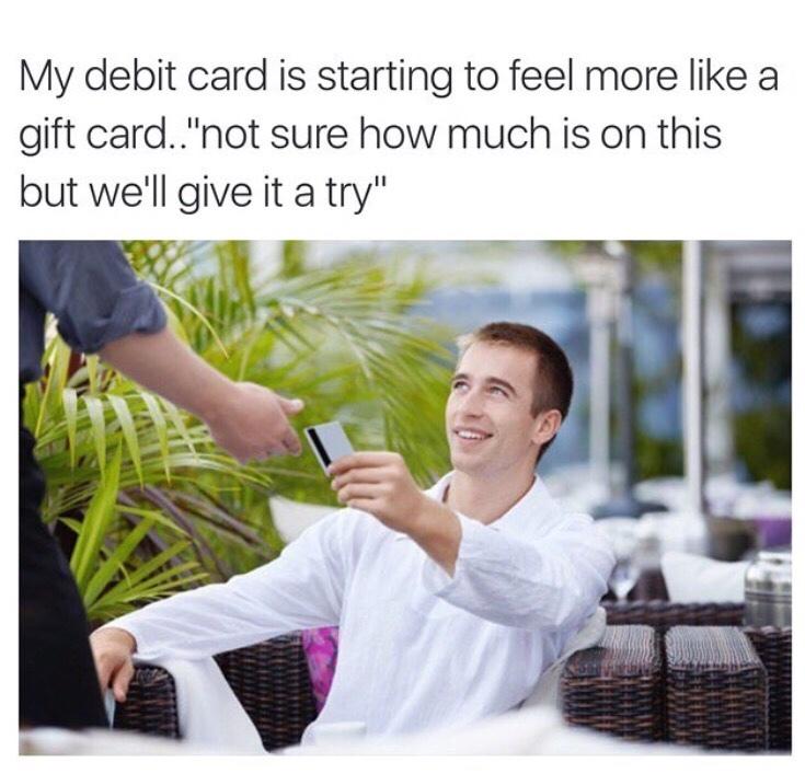 Come on Big Money - meme