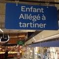 a consommer avec modération (vu a Carrefour Bayonne)