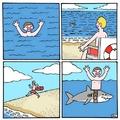 Shark troll