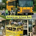 Talk about riding the short bus