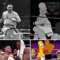 Boxing Homer