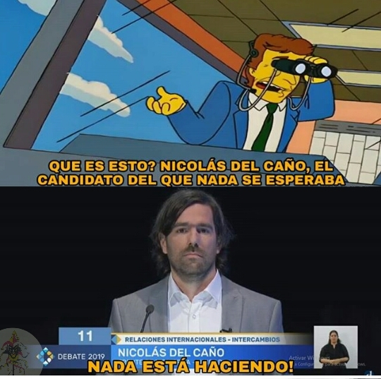 Ecuador acá hay uno que hablo de ustedes - meme