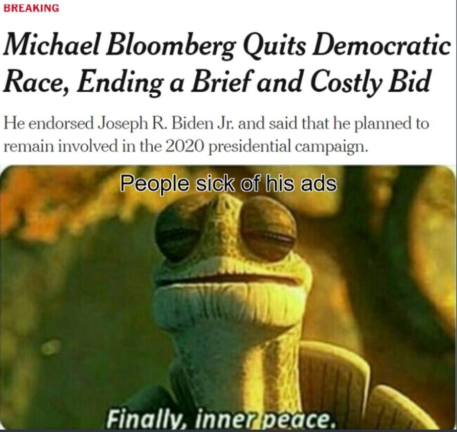 Fuck those ads - meme
