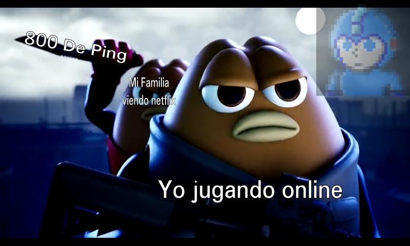 Plantilla: Killer Bean Returns - meme