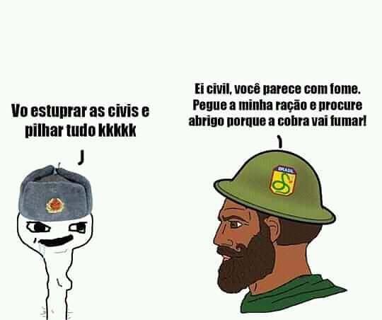 OS VERDADEIROS ANTIFA. - meme