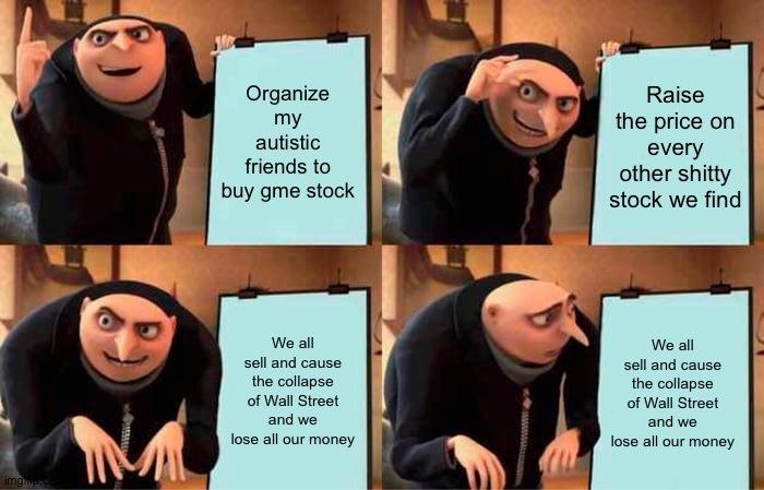 Well whatever fuck capitalism - meme