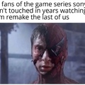 Smh Sony only wants game of the year contenders
