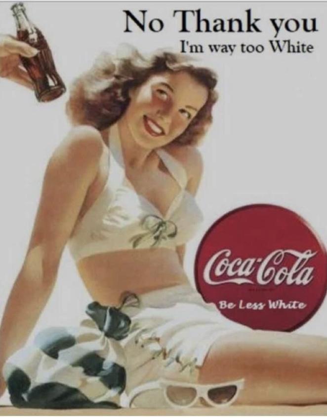 woka cola - meme