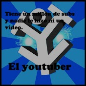 La verdad me impresiona que un youtuber con un millon de subs nisiquiera tiene criticas ni videos hablando sobre el XD - meme