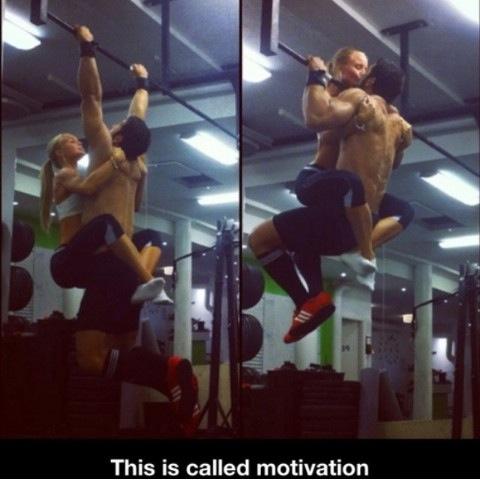 Are you motivated? - meme