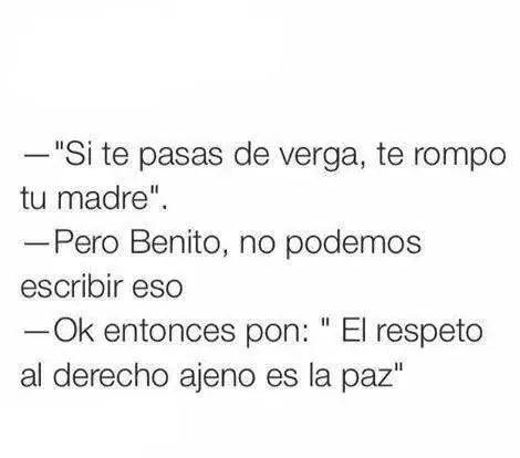 Respeto! - meme