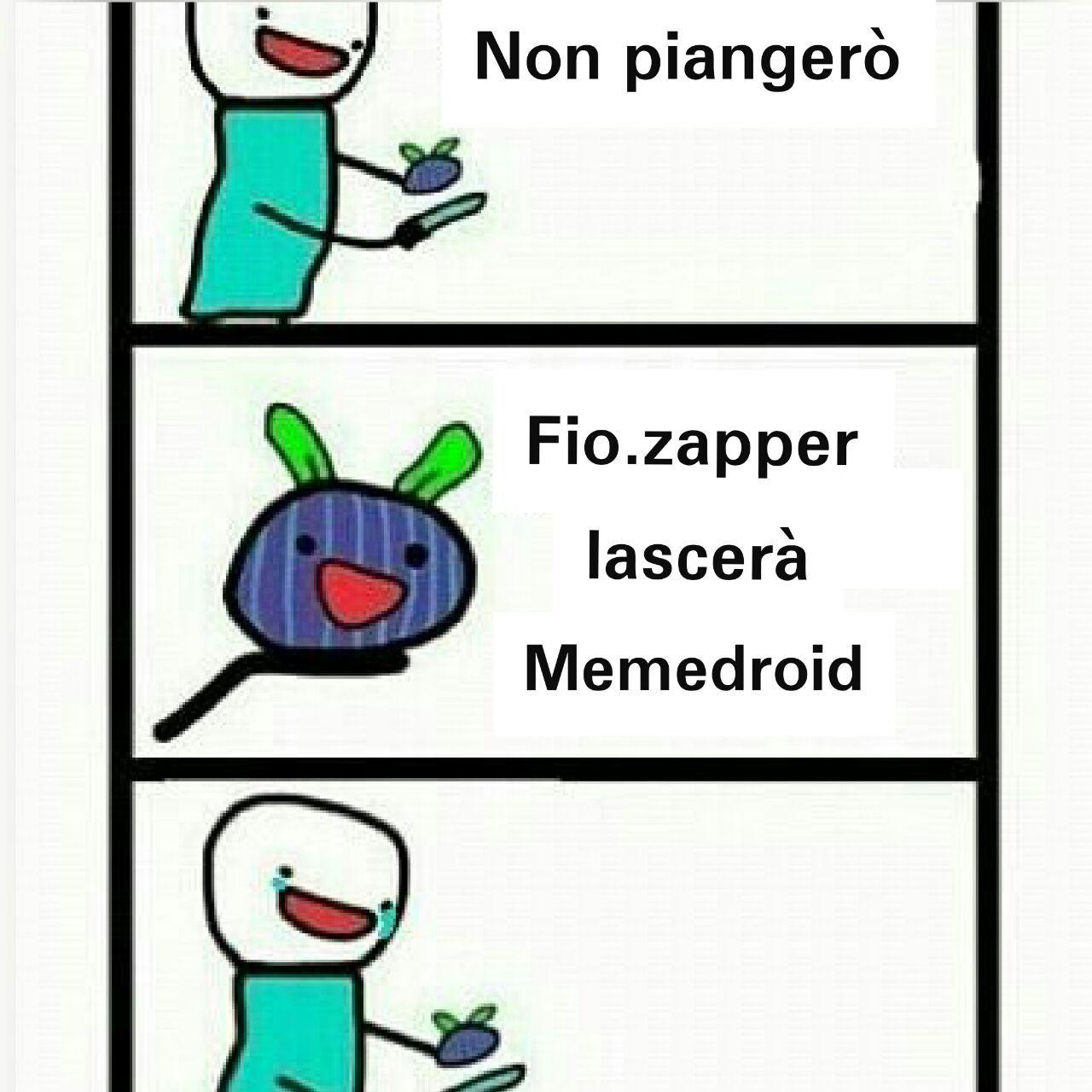Sto morendo dalla tristezza - meme