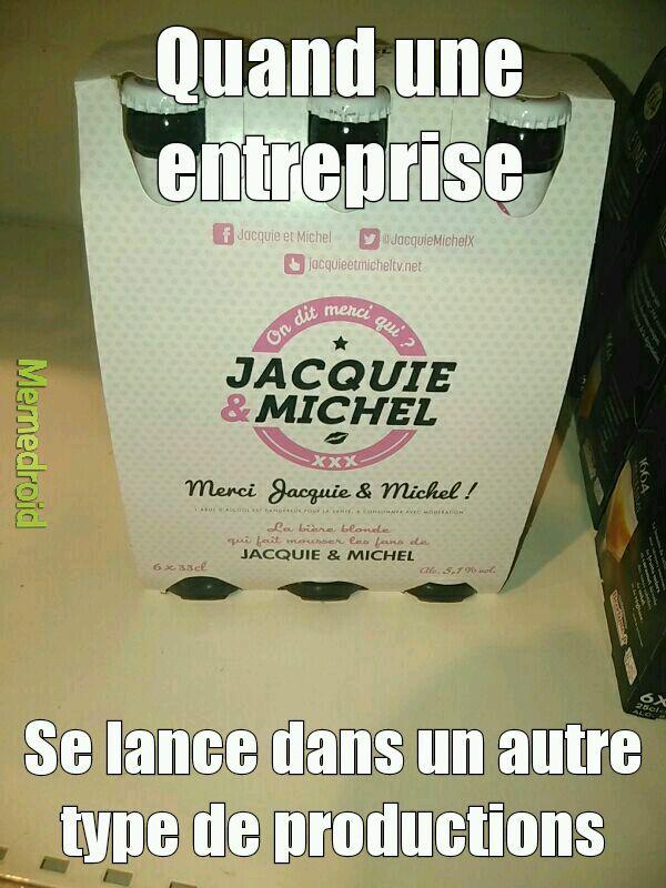 Le porn ça vous suffisait pas, Jacquie et Michel ?