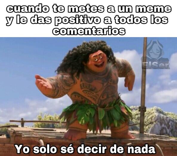 espero que les guste Meme subido por Elser :) Memedroid