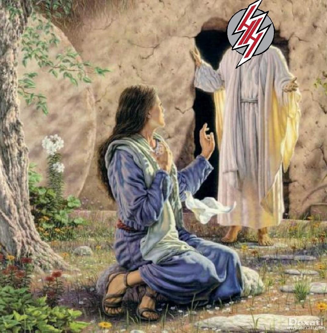 The Saviour is back! - meme