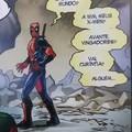 O Deadpool é torcedor ladrão