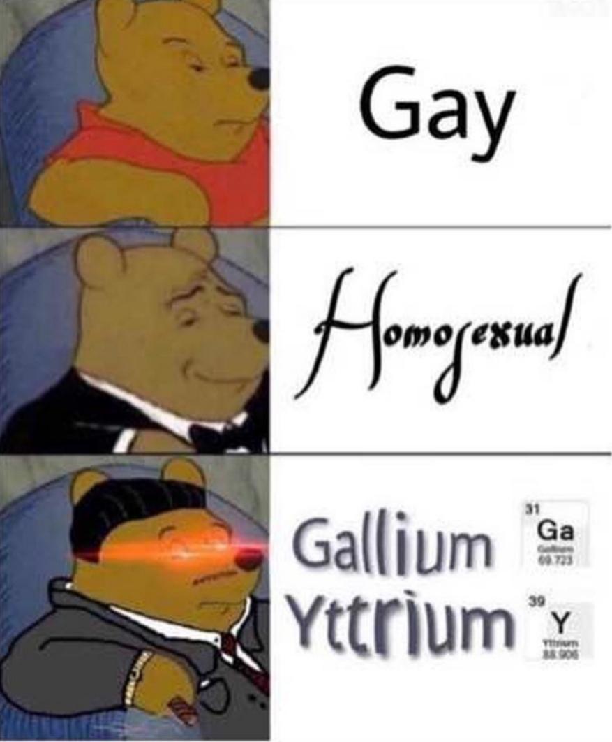 im gay - meme