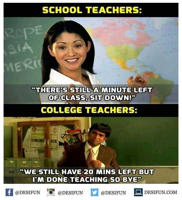 school teachers - meme