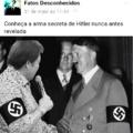Faustão nazista fodasi
