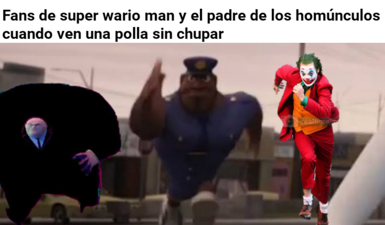 La realidad es THE GAME - meme