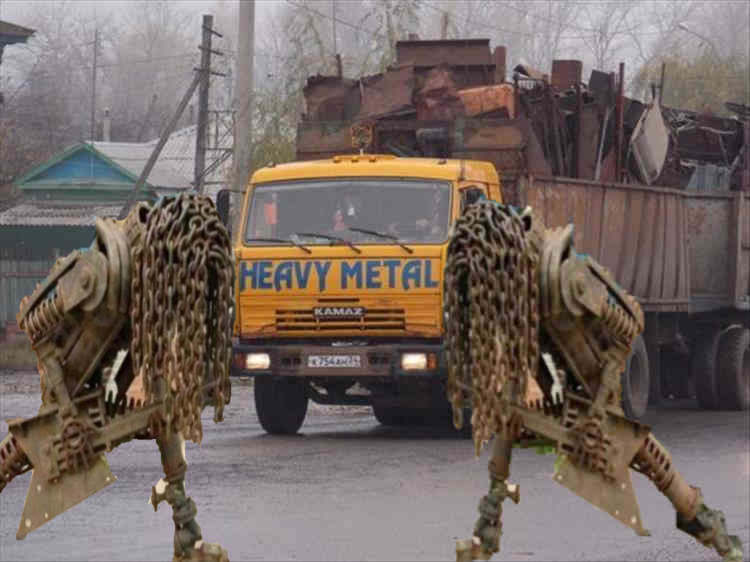 heavy metal - meme