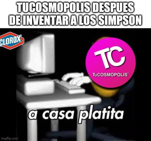 TuCosmopolis, para muchos unos pendejos, para mi, también - meme