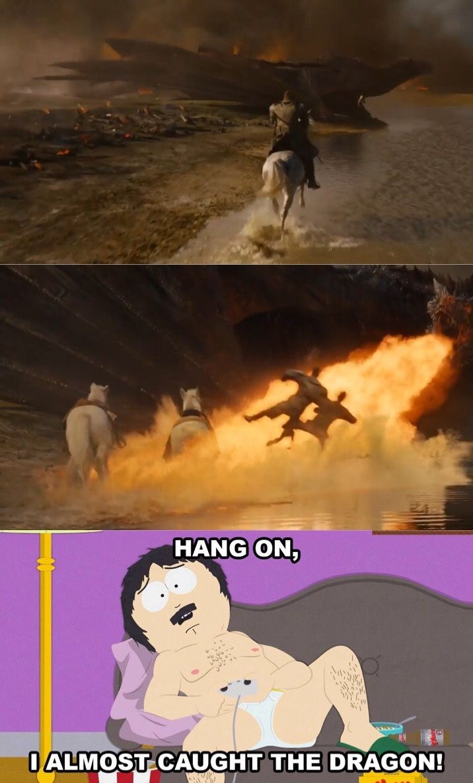 Jaime the dragon slayer - meme