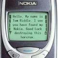 Horcrux: Nokia 3310