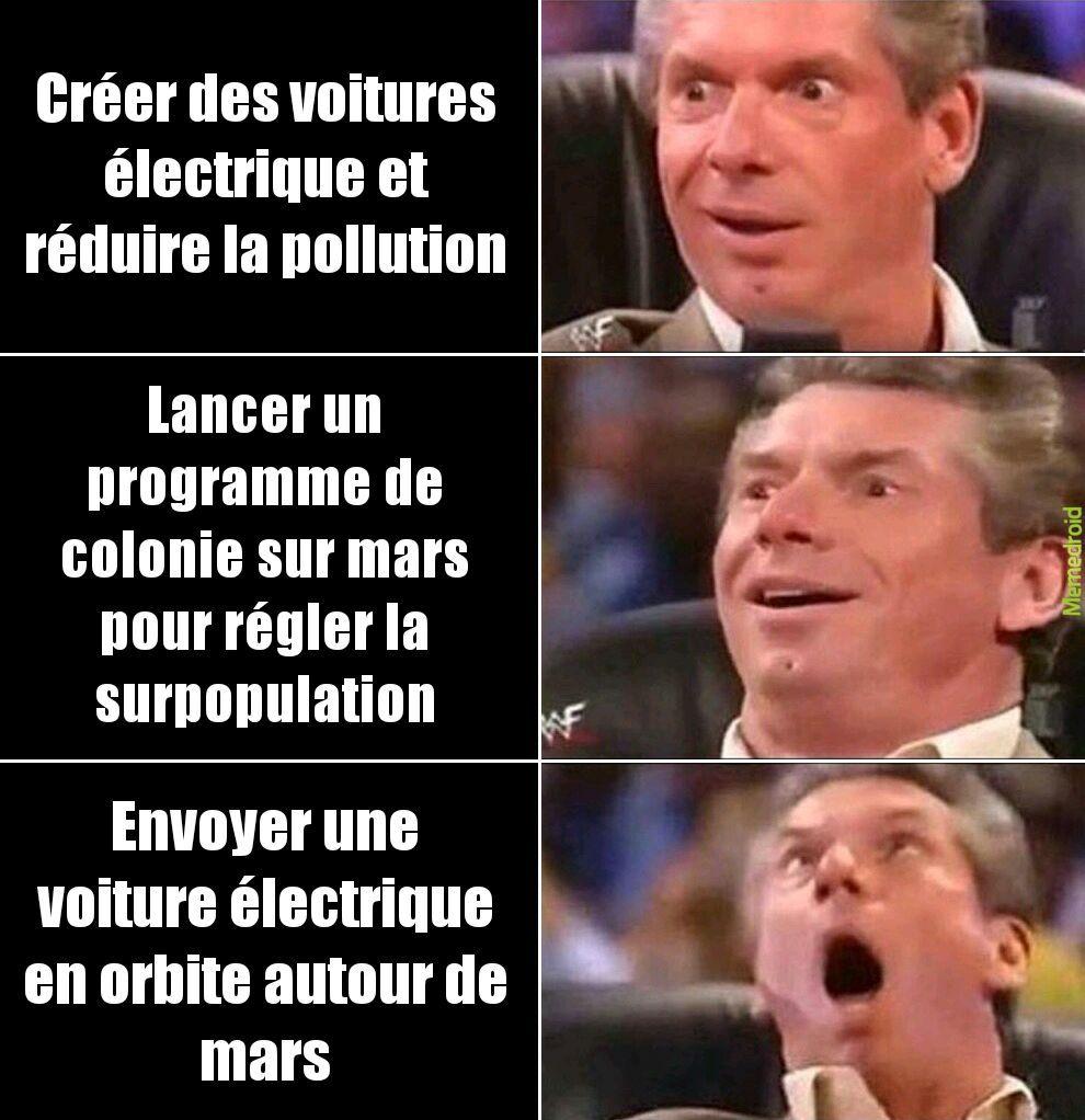 Elon Musk in a nutshell - meme