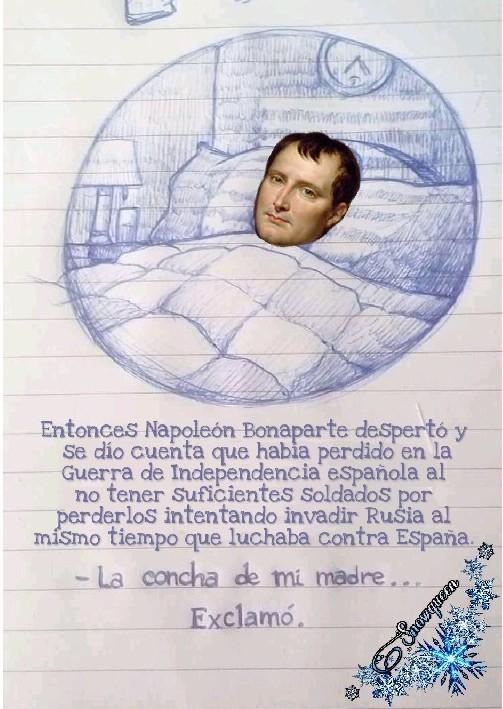 Napoleón Bonaparte - meme