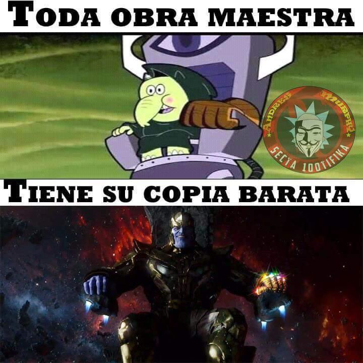 El tunas - meme