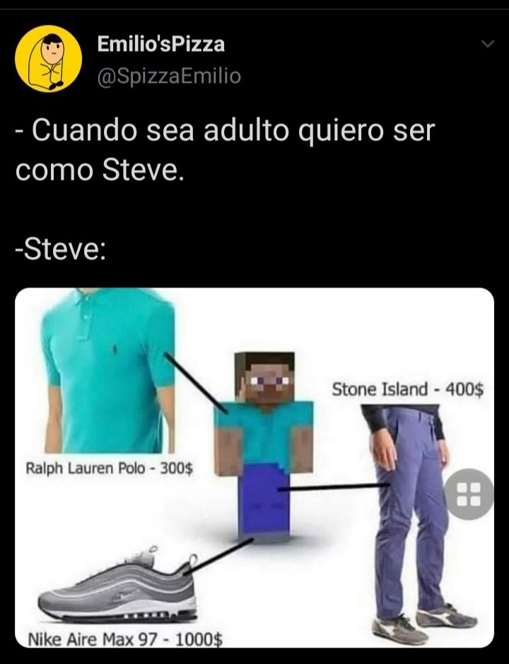 La imagen del meme fue sacada de la cuenta de Instagram de Shitpostint .
