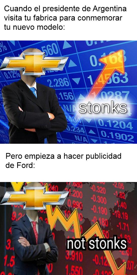Argentina, un pais - meme