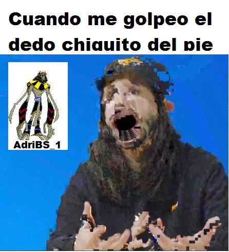 (El titulo es Paraguayo) - meme