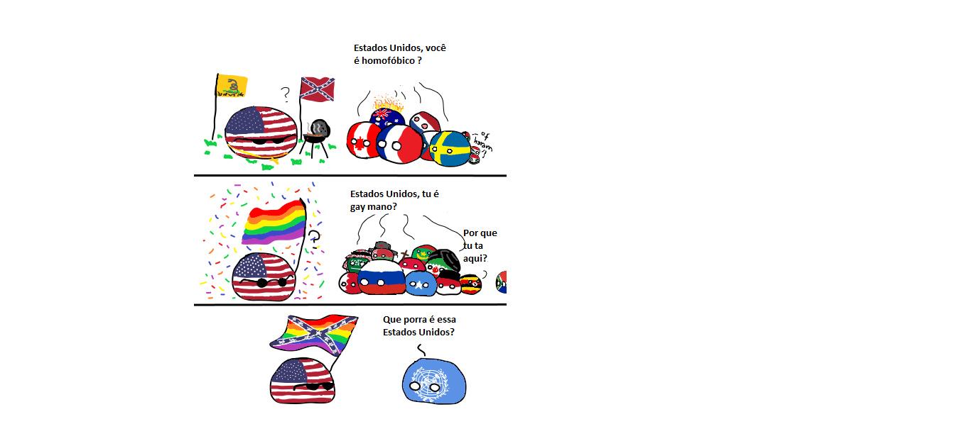 Estados - meme