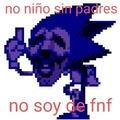 Sonic no es de fnf