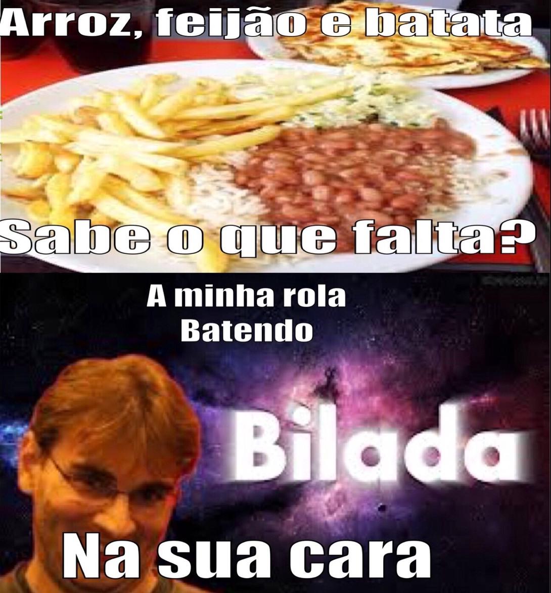 BILADA, SURRA DE PAU MOLE - meme