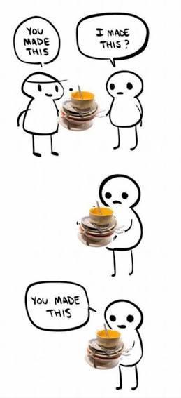Nao passa se for repussy - meme