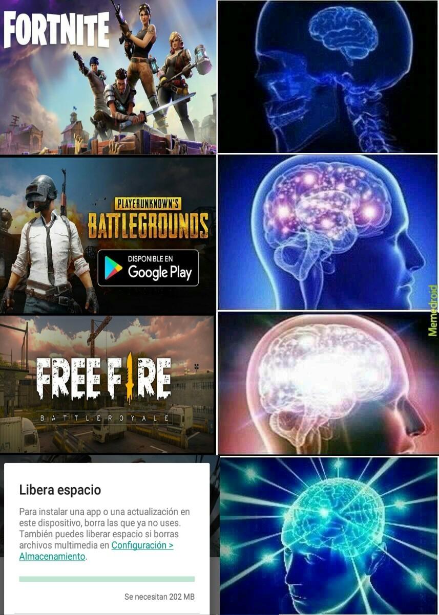 Evolución final - meme