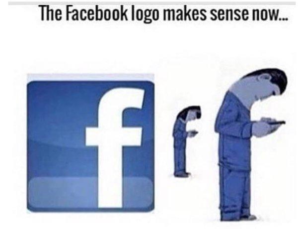 Screw Facebook - meme